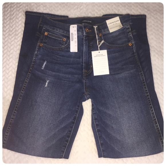 J. Crew Denim - J. Crew Jeans size-25 Retail $128